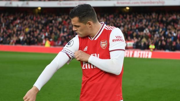 Xhaka sẽ rời Arsenal, nhưng vẫn ở lại Premier League? - Bóng Đá