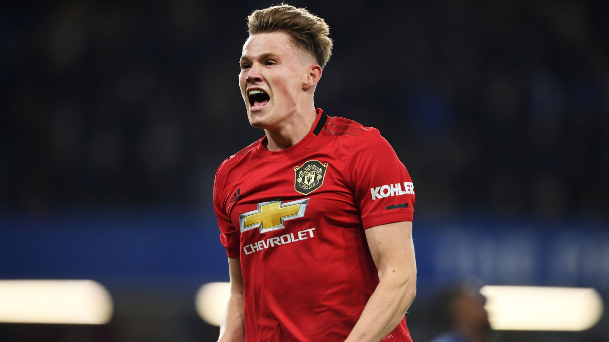 McTominay on Player Of The Month - Bóng Đá