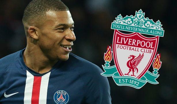 Liverpool buys Mbappe and sells Salah - Bóng Đá