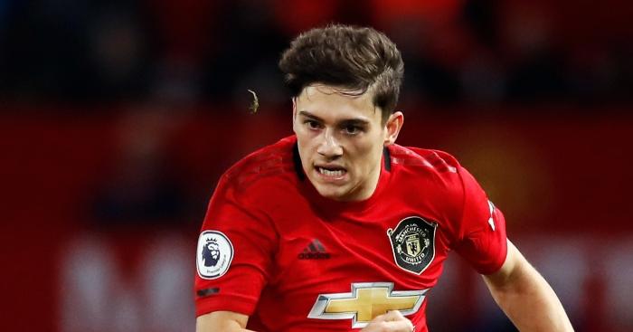 Daniel James believes Man Utd can win every games - Bóng Đá