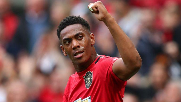 Man Utd fans react Martial's performance - Bóng Đá