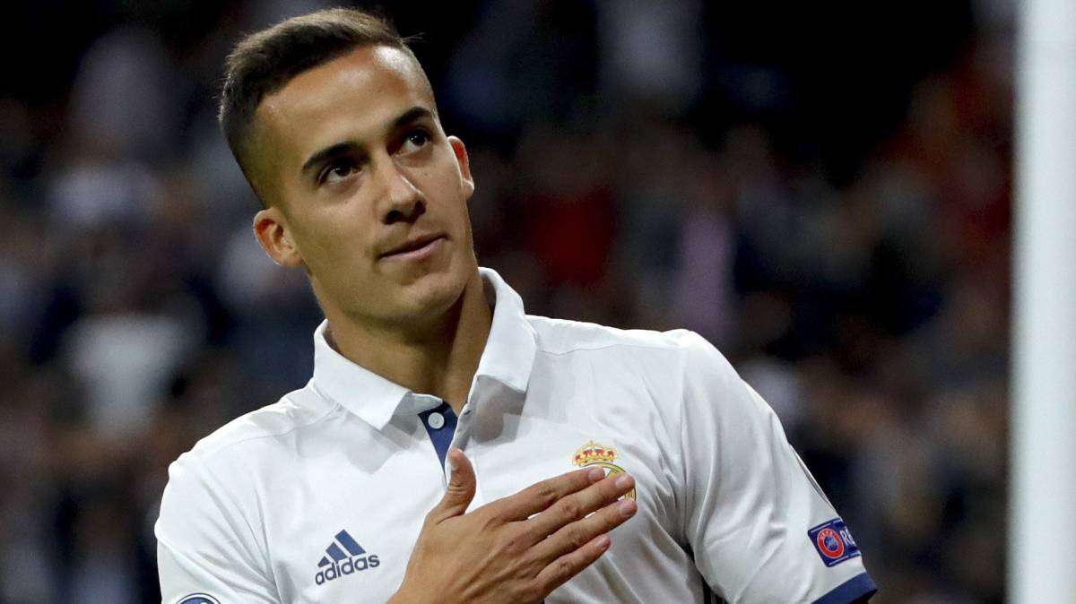 Lucas Vazquez stays at Real - Bóng Đá