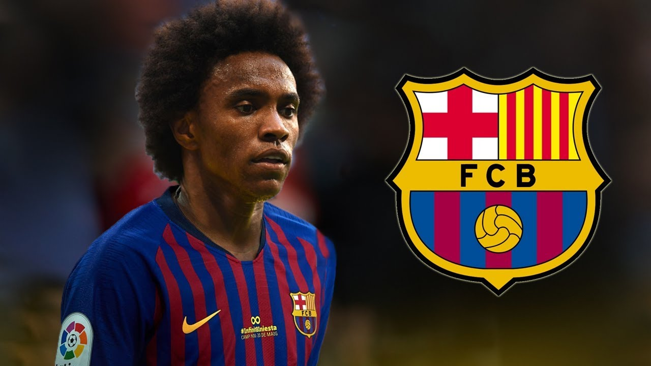 Barca wants Willian in summer - Bóng Đá