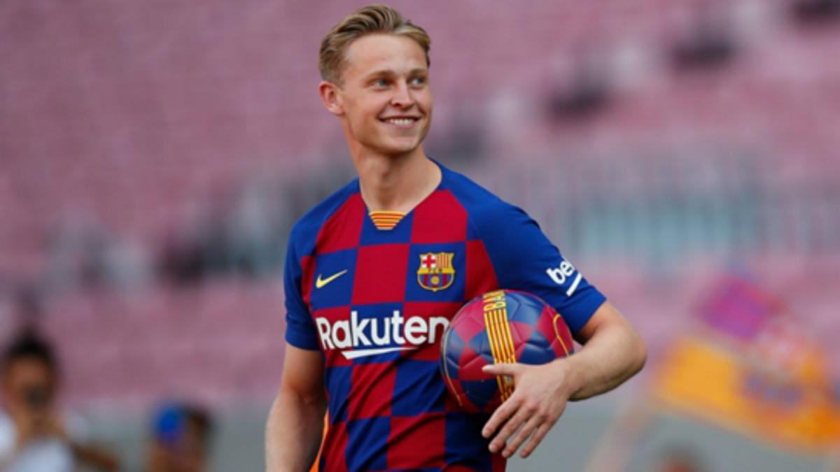 Sherwood revealed Klopp denied Frenkie De Jong - Bóng Đá
