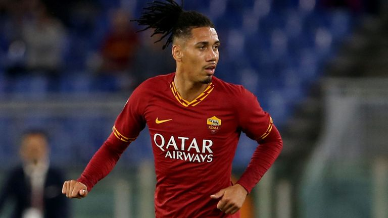 inter milan and juventus chasing smalling - Bóng Đá