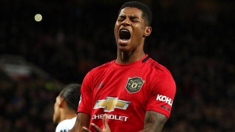 Rashford: Top 4 is not enough - Bóng Đá