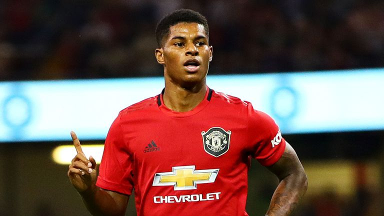 rashford said man utd still improving despite losing Sheffield United - Bóng Đá
