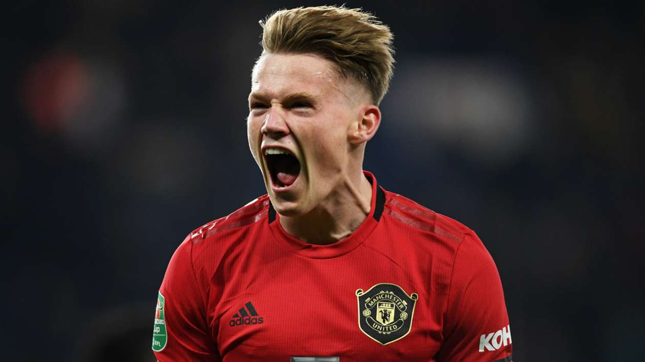 mctominay on his return - Bóng Đá