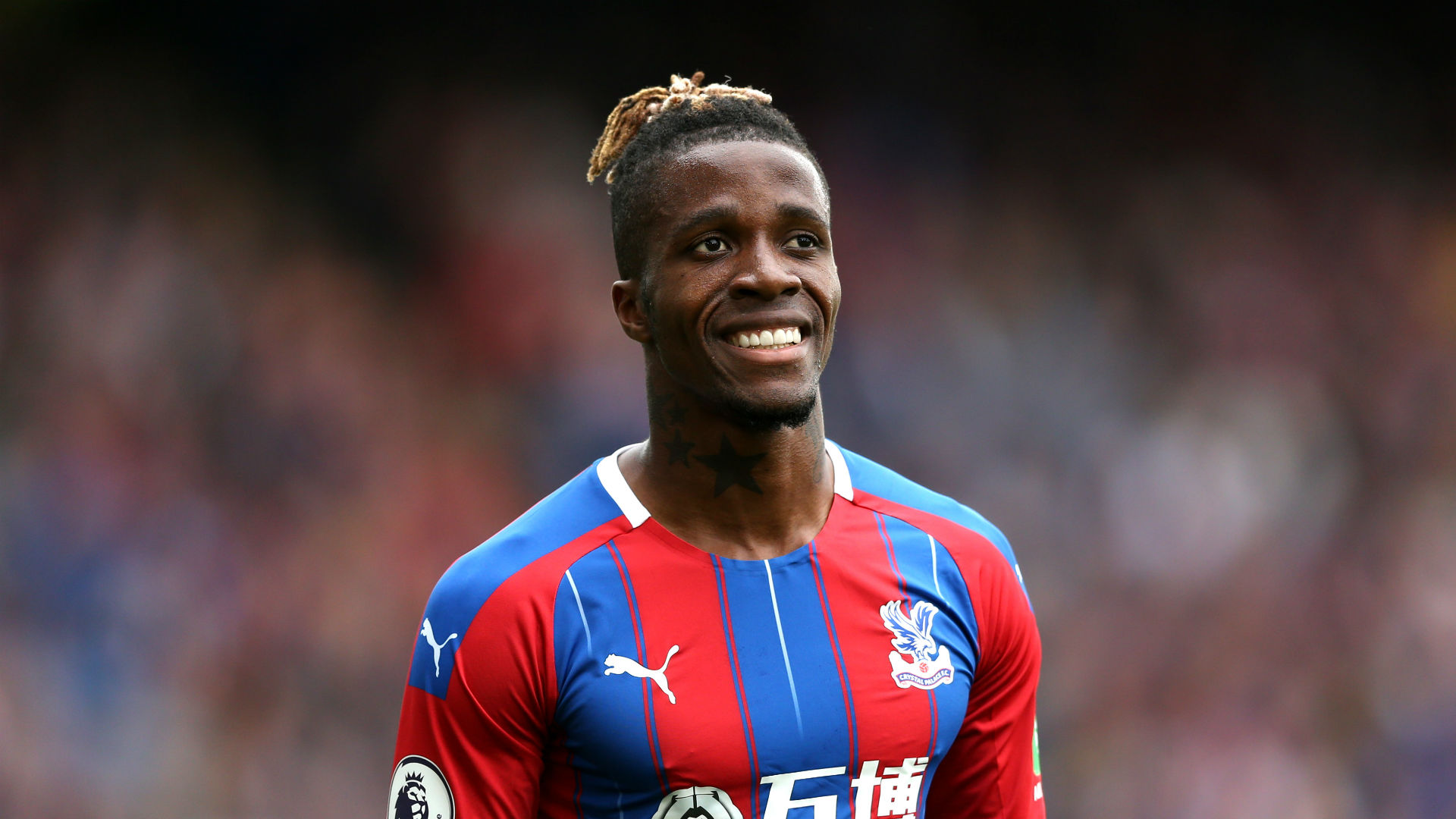 arsenal and chelsea battle for 8om zaha - Bóng Đá
