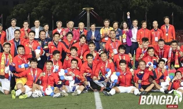 Chiến thắng của U22 Việt Nam:  - Bóng Đá