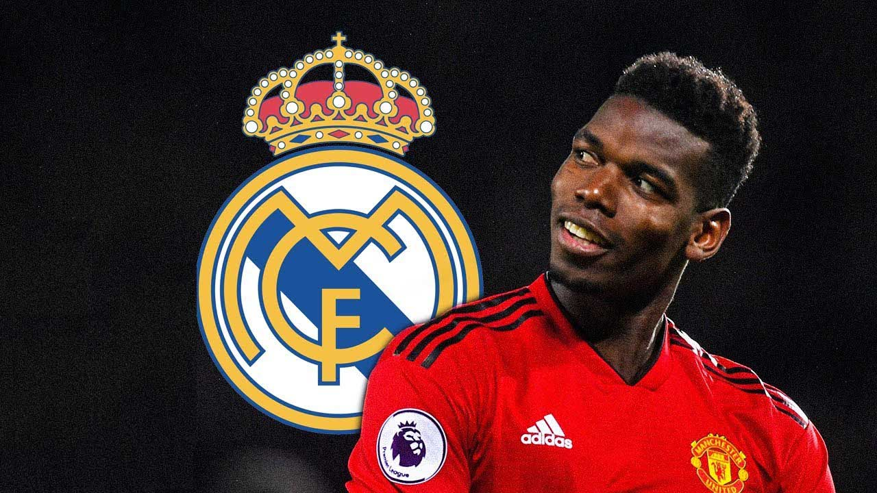 Man Utd schedule to discuss Pogba's future with Real Madrid representatives - Bóng Đá