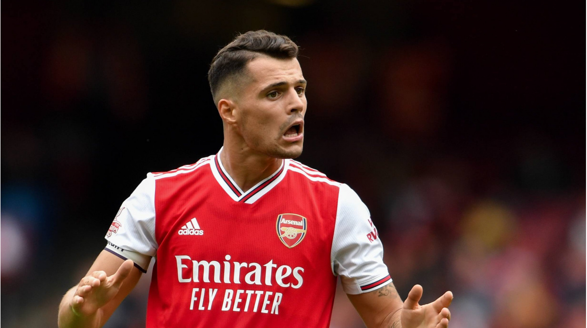 arteta allowed xhaka to go - Bóng Đá