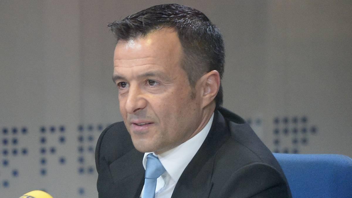 jorge mendes leave bruno fernandes's negotiation - Bóng Đá