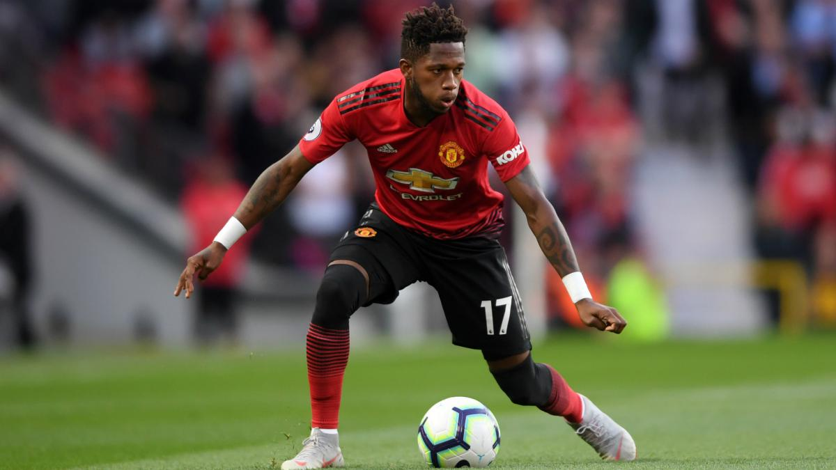 Solskjaer pleased with fred - Bóng Đá