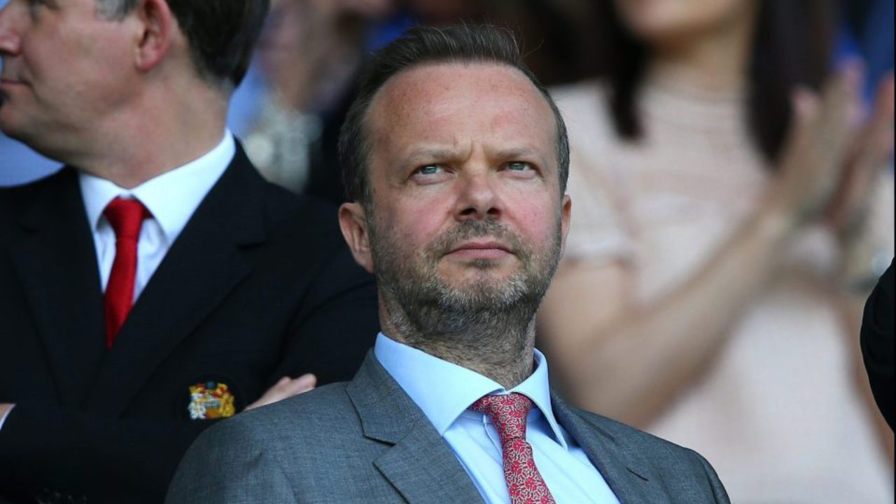 ed woodward makes contact with inter over vecino - Bóng Đá