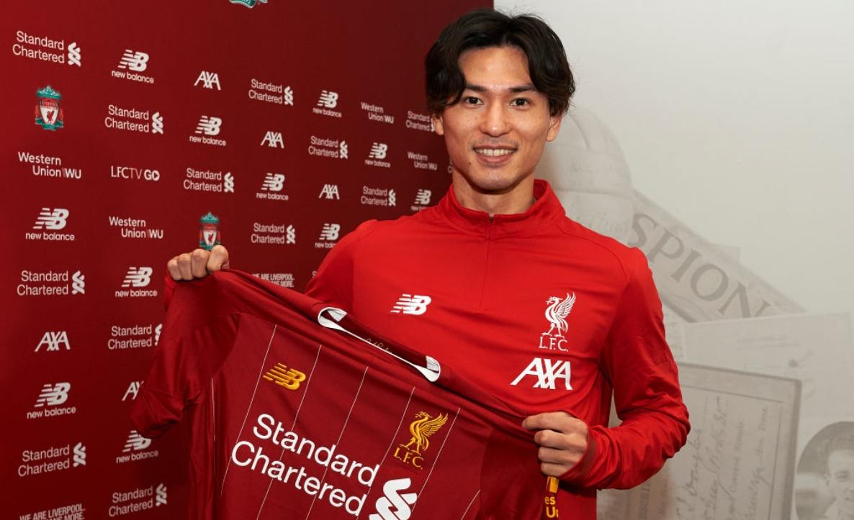 Minamino tiết lộ lí do từ chối Man Utd để đến Liverpool - Bóng Đá