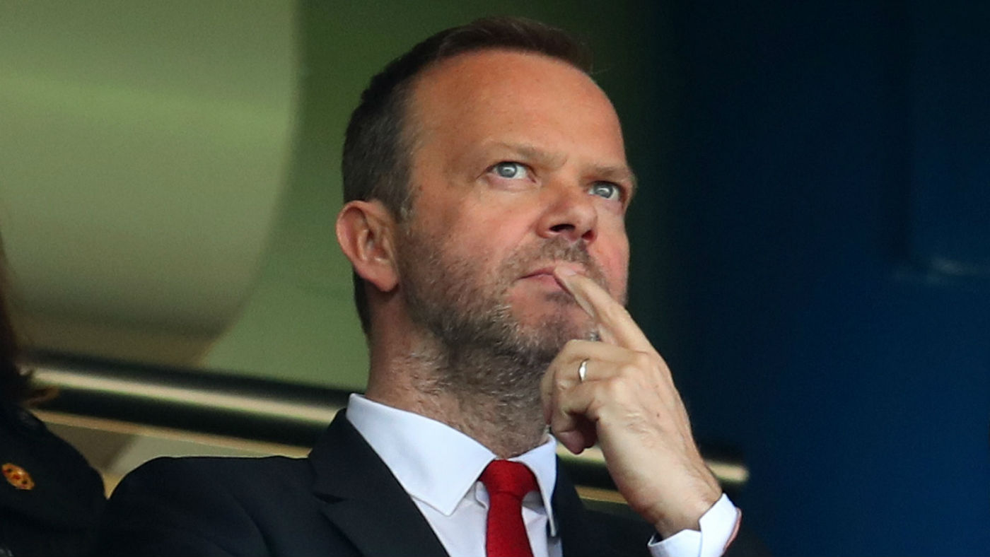 ed Woodward has no problem sacking solskjaer - Bóng Đá
