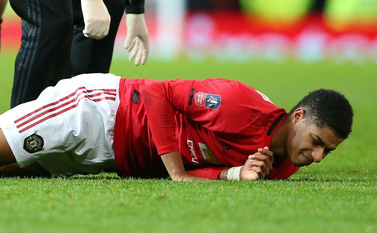 man utd fans react to rashford's injury update - Bóng Đá