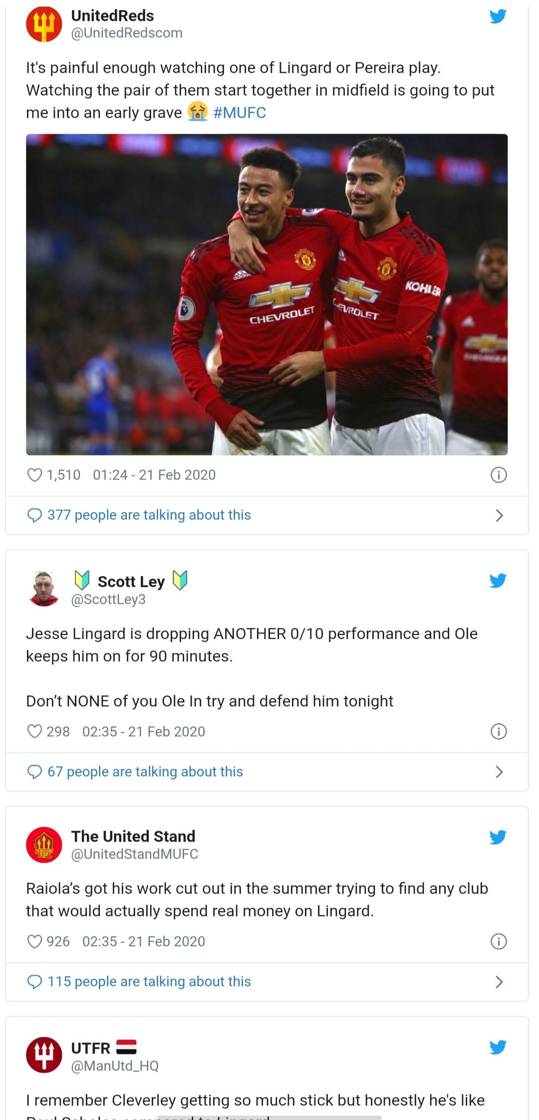 man utd fans react to club Brugge draw - Bóng Đá