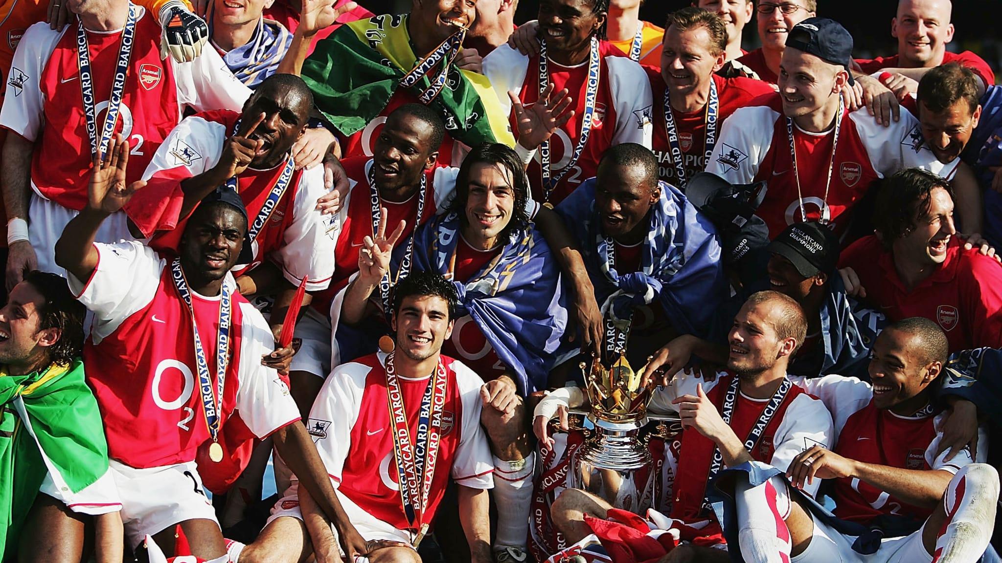 Gilberto Silva on Arsenal - Bóng Đá
