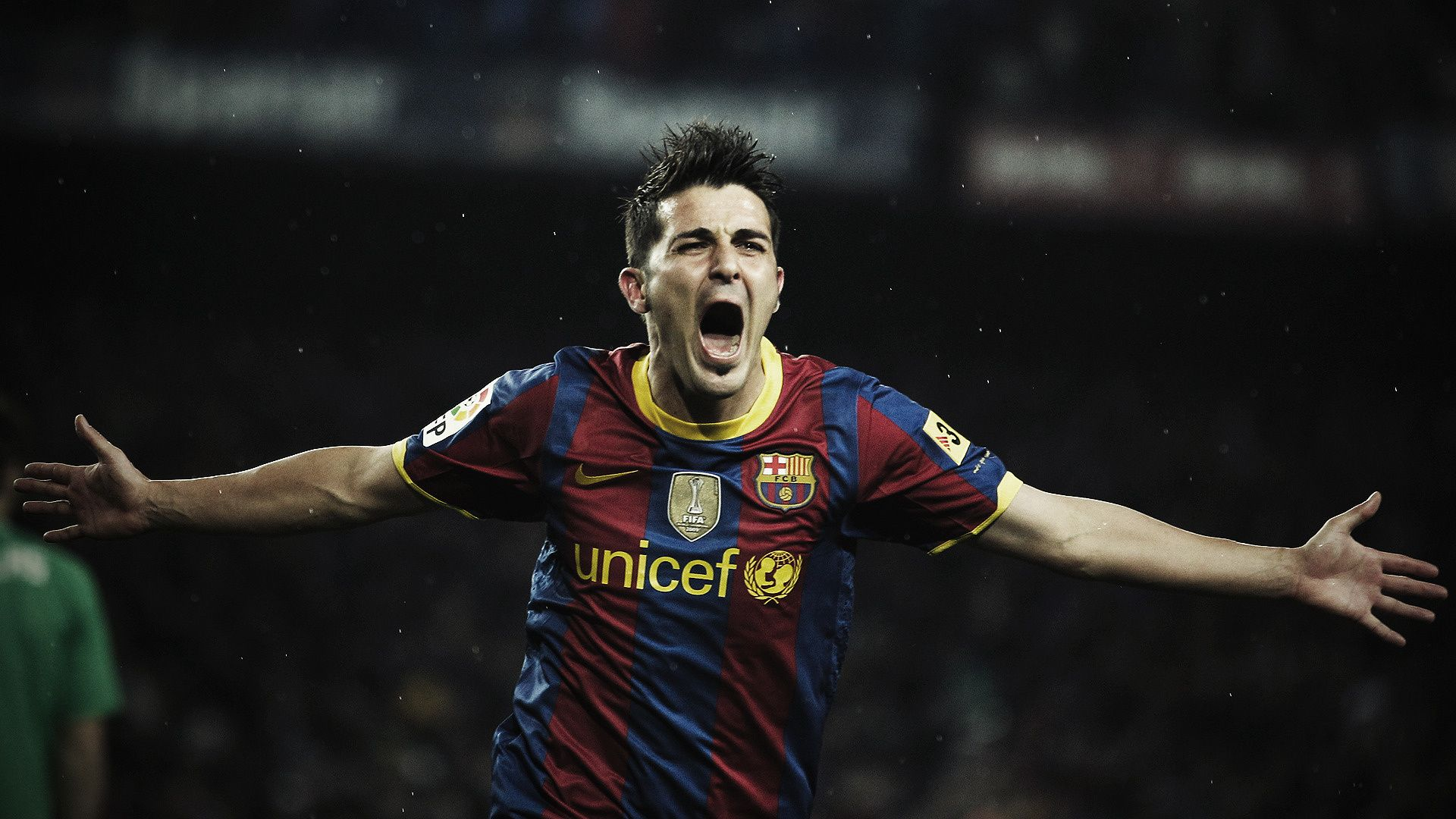 david villa almost joined Arsenal - Bóng Đá