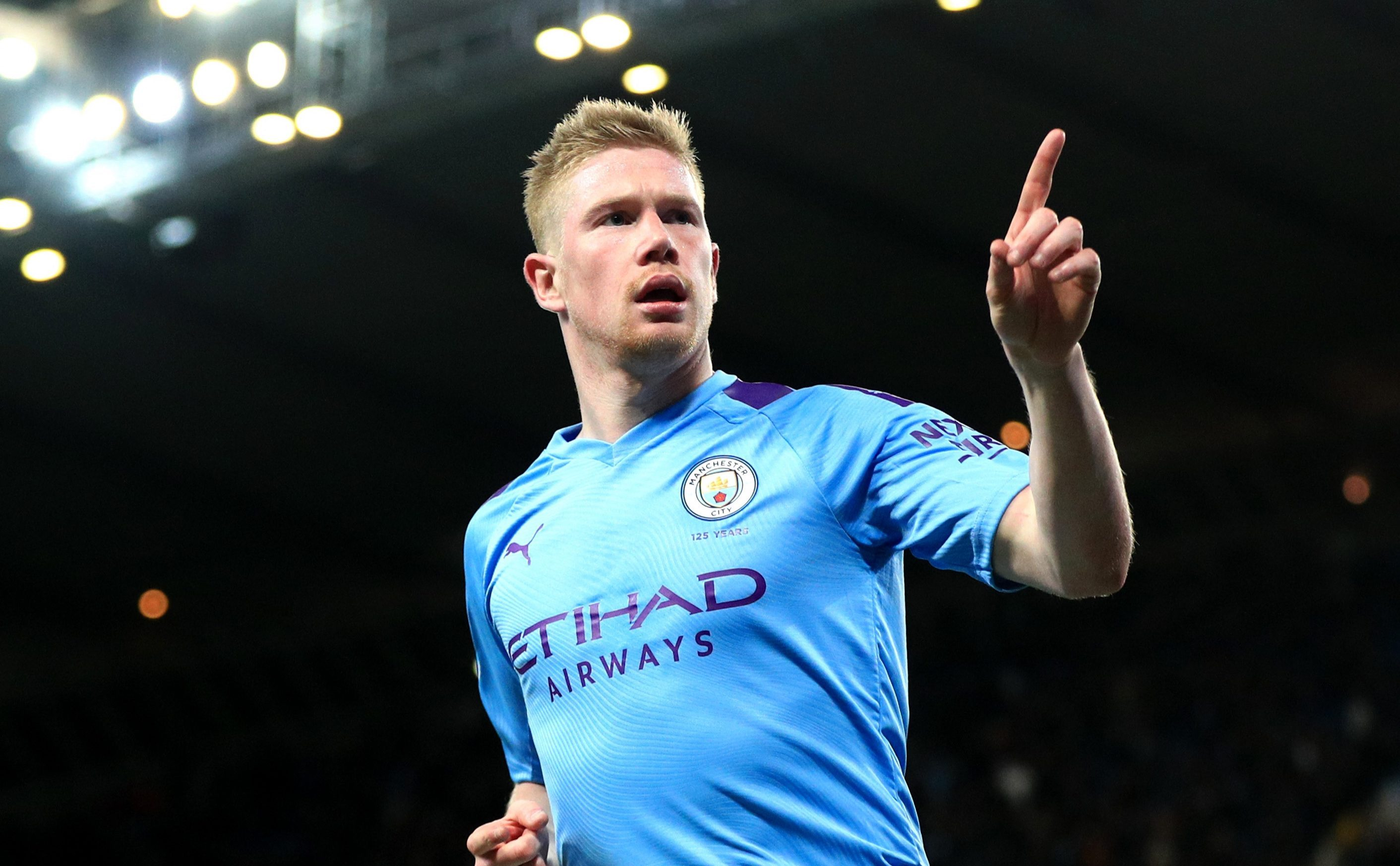 man city to offer de bruyne new deal - Bóng Đá