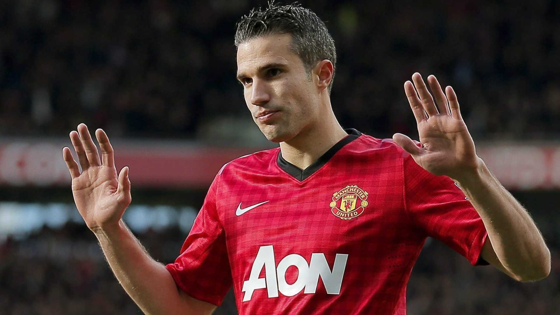 van persie on sir alex's promise - Bóng Đá
