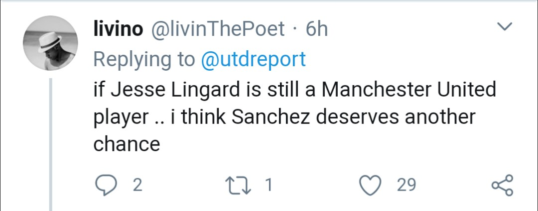 man utd fans reacts to sanchez - Bóng Đá