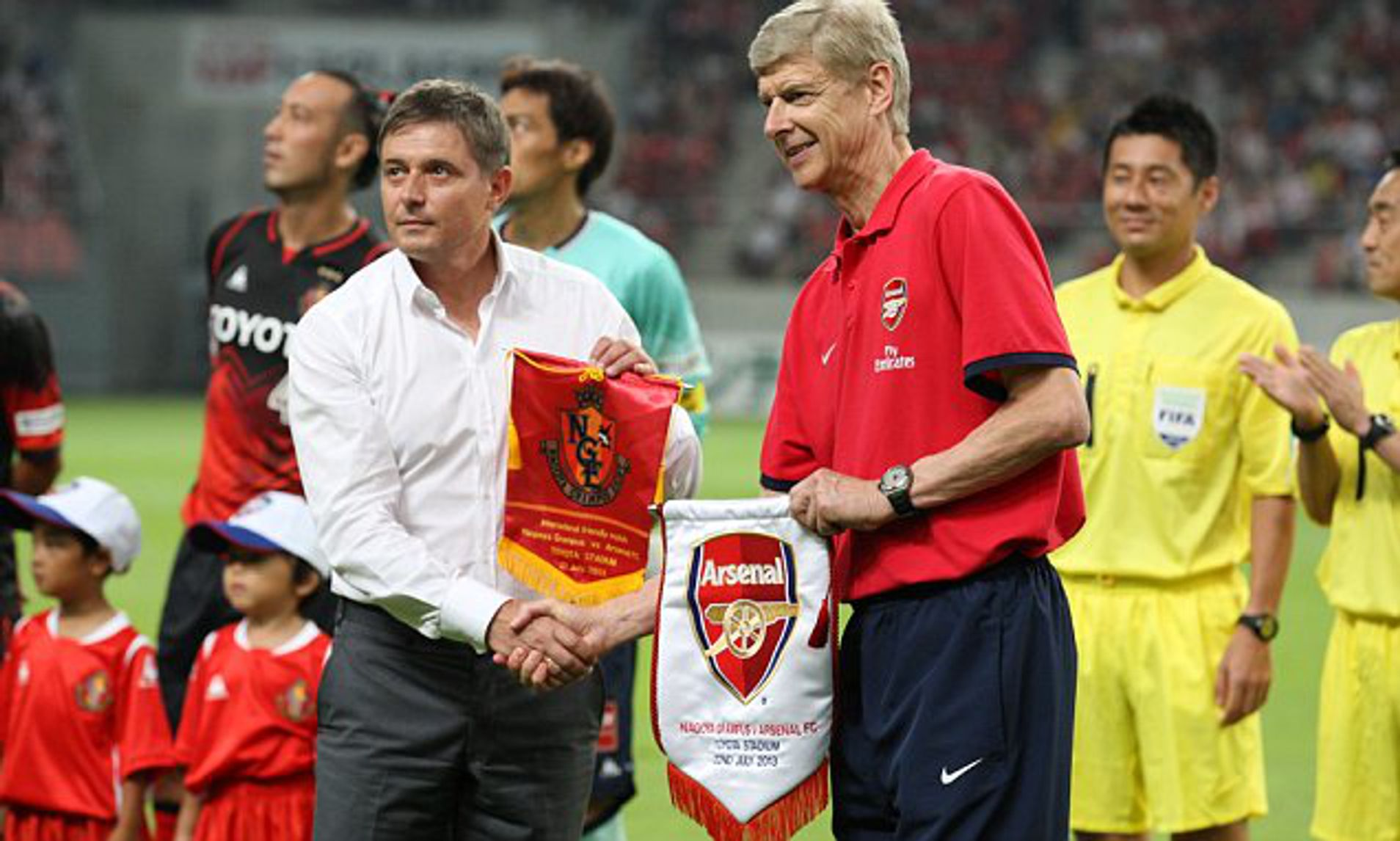 wenger wanted stojkovic to become his successor - Bóng Đá