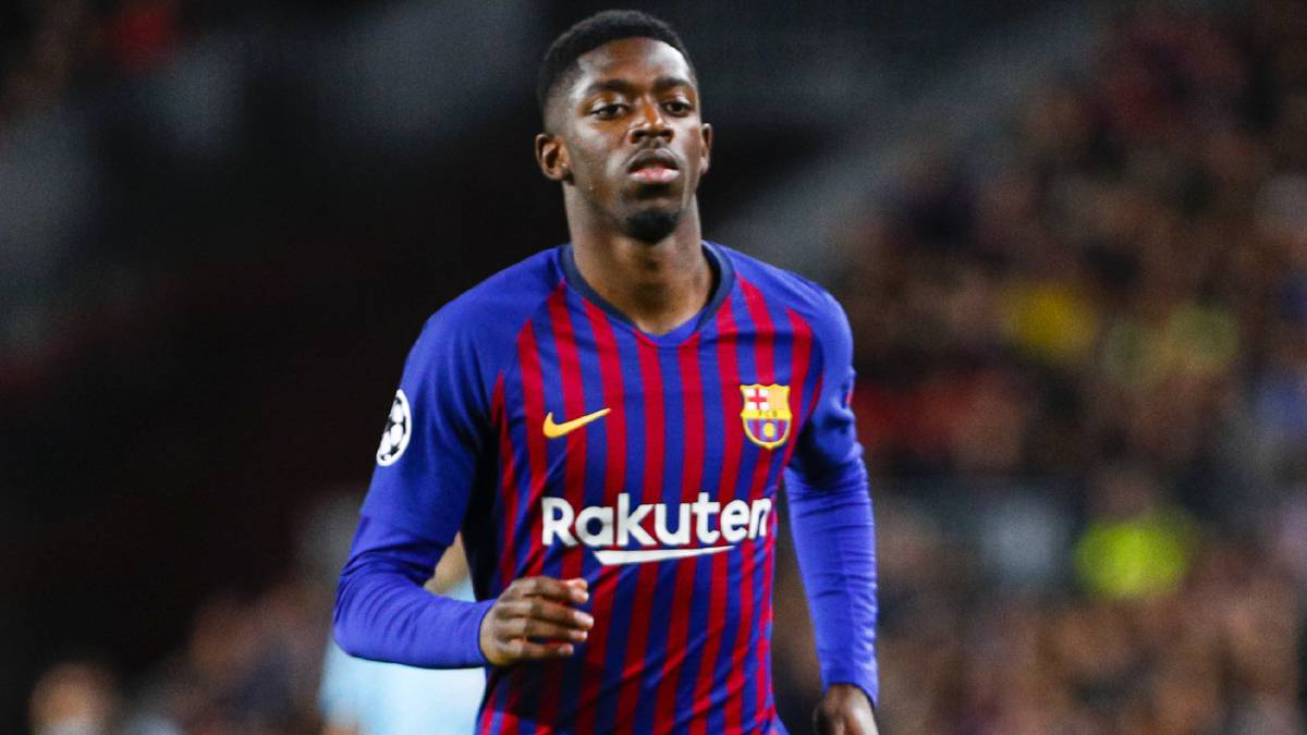 barca wants 110m for dembele - Bóng Đá