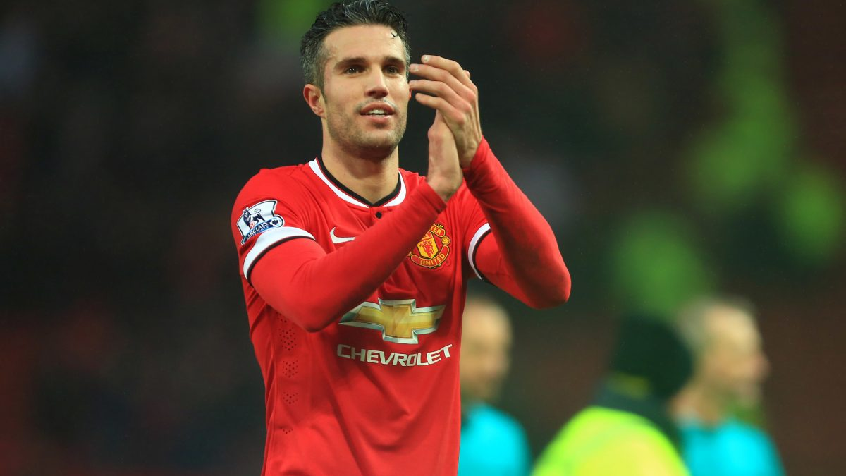 van persie on aston villa game - Bóng Đá