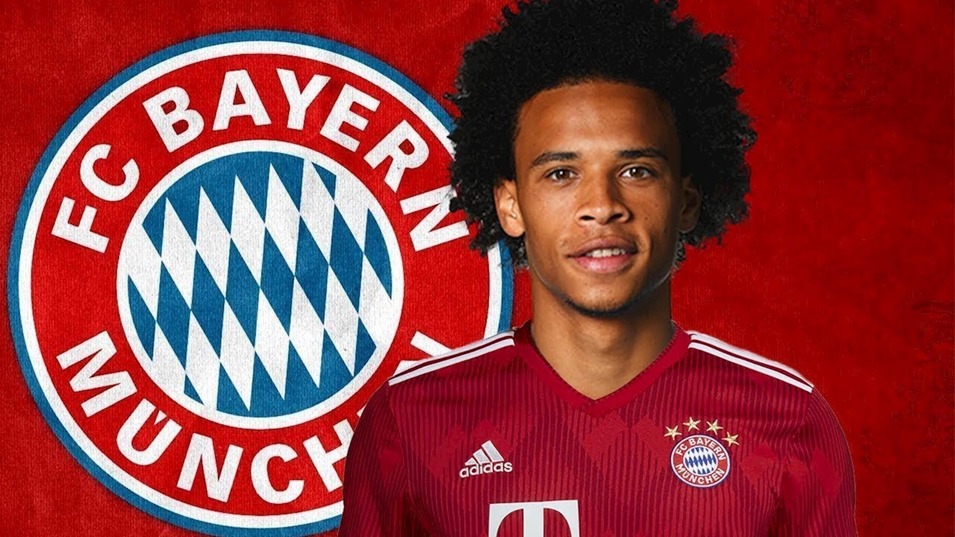 Bayern hope to buy sane with 61m - Bóng Đá