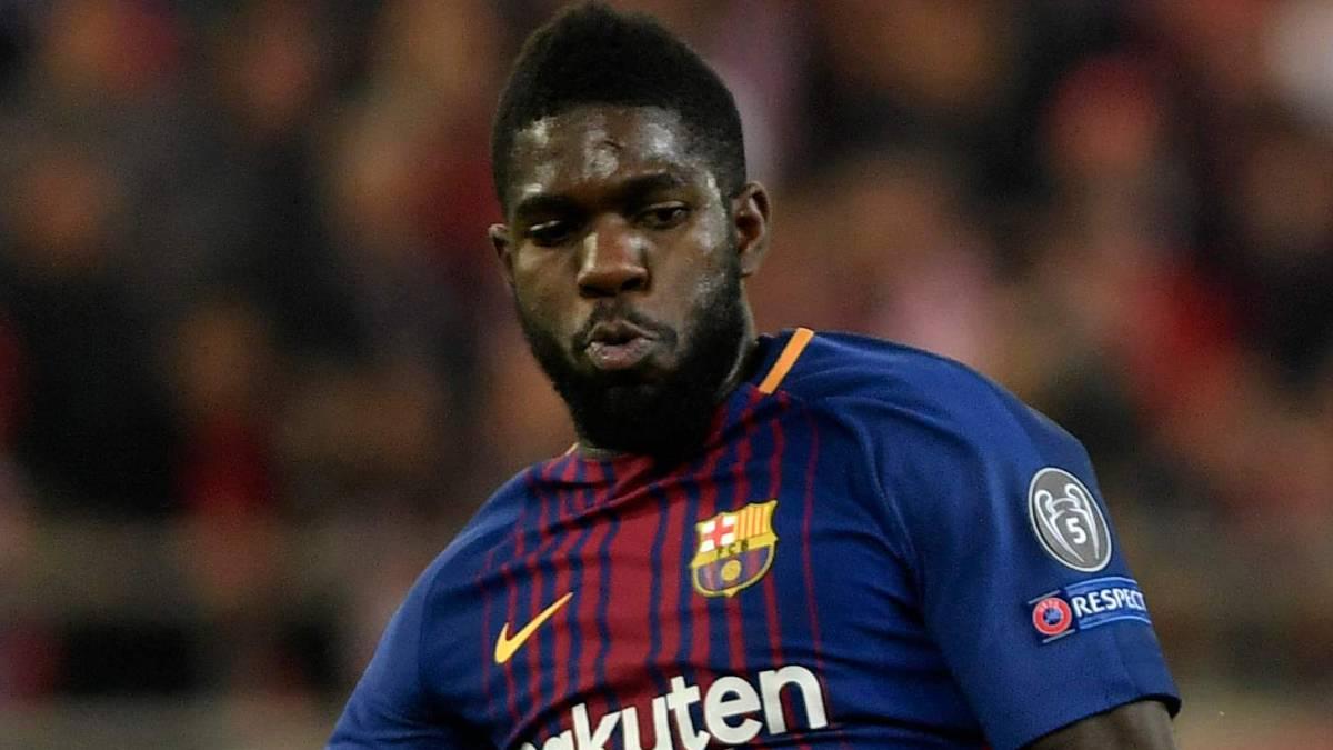 Umtiti wants to stay at Barca - Bóng Đá
