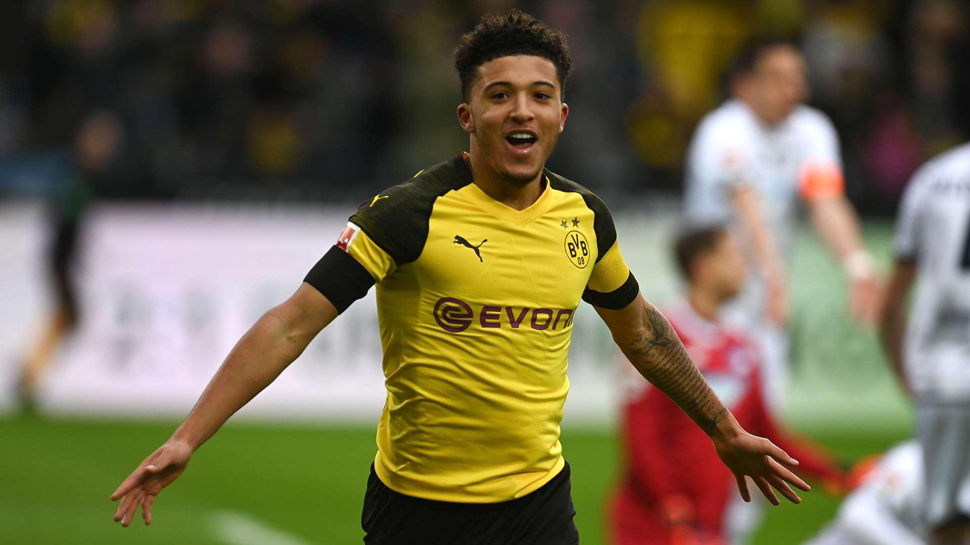 No negotiations between Dortmund and man utd over sancho - Bóng Đá