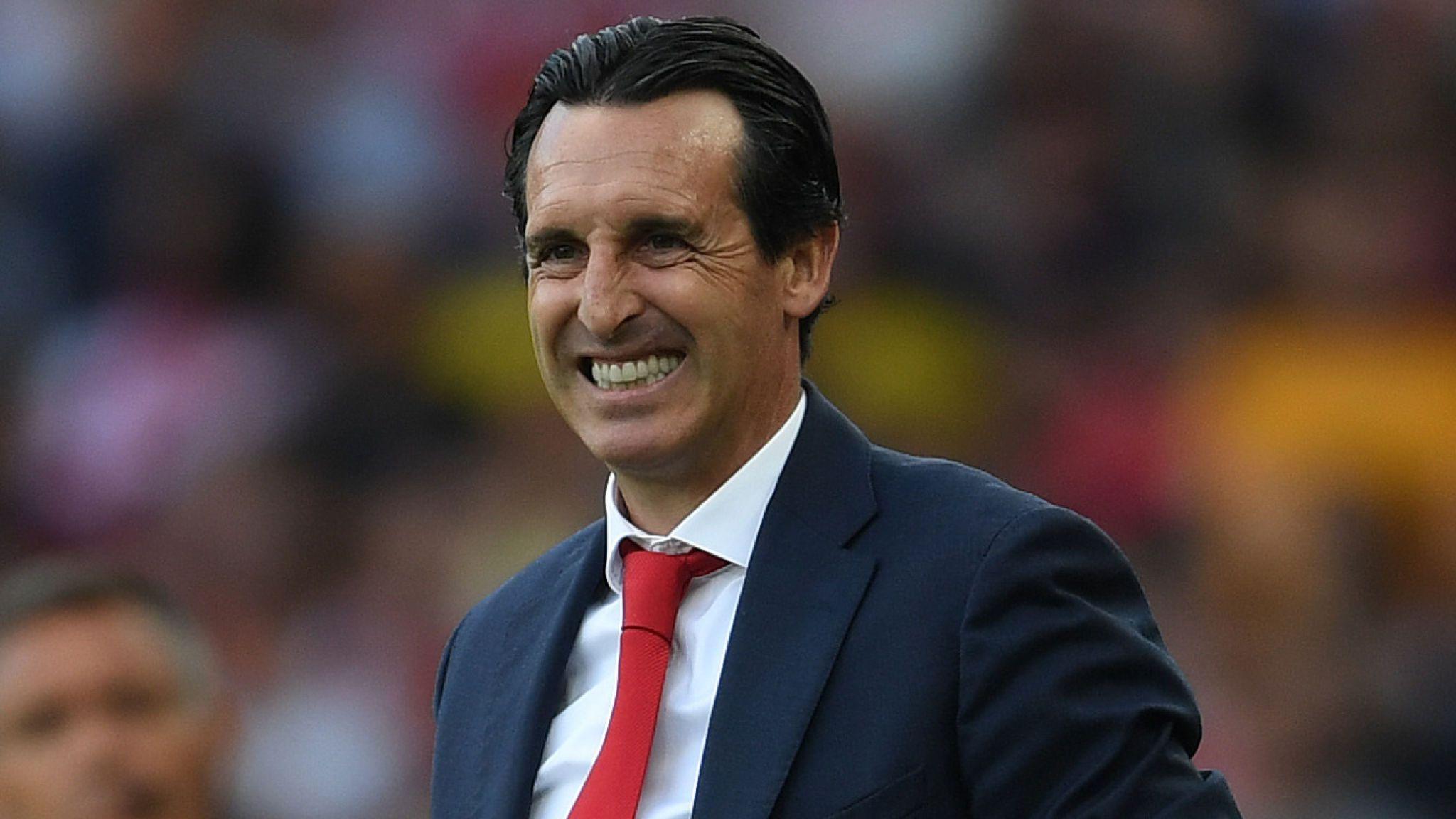 Emery on coaching job - Bóng Đá