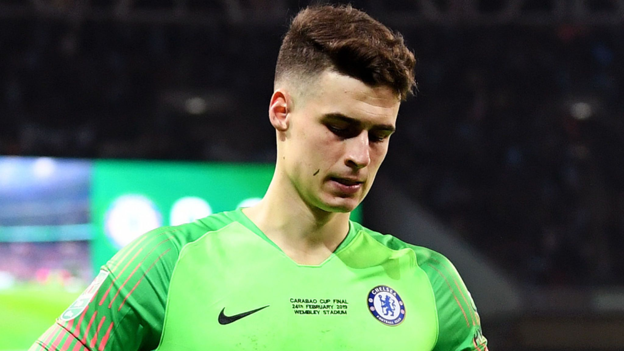 Lampard told chelsea board to sell kepa - Bóng Đá