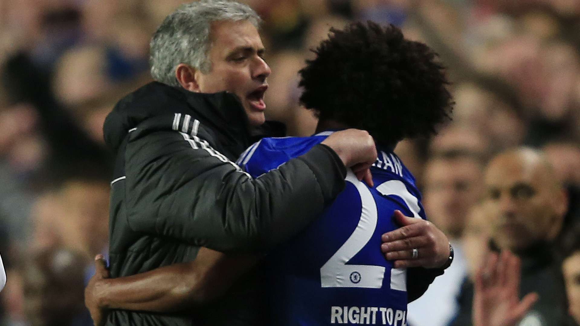 Willian agrees Tottenham transfer - Bóng Đá