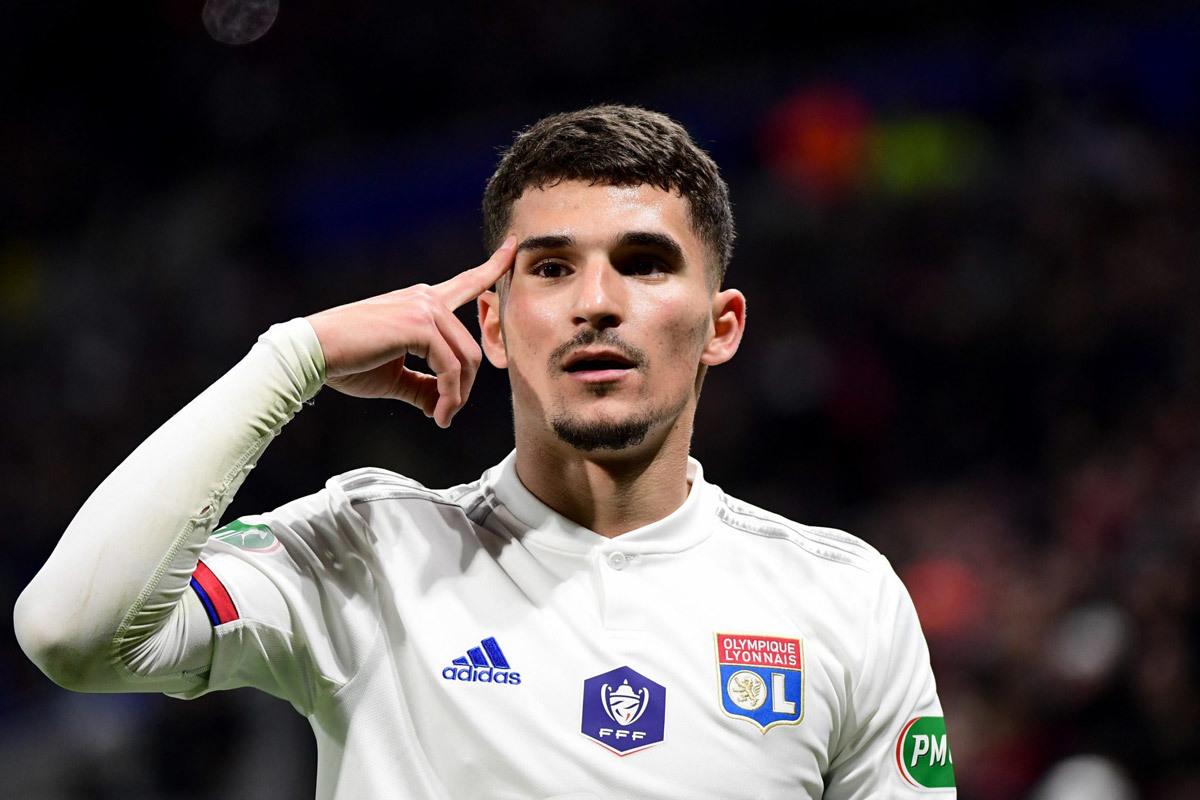 Newcastle United interested in Aouar - Bóng Đá