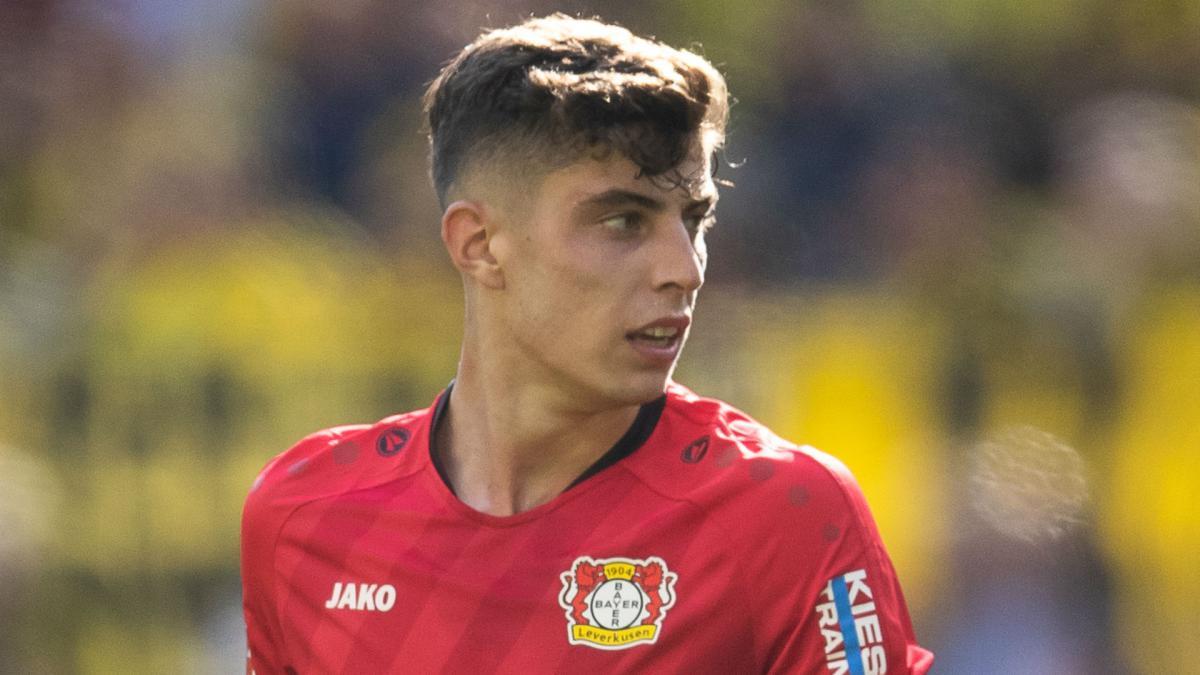 Leverkusen wants euro100m for havertz - Bóng Đá