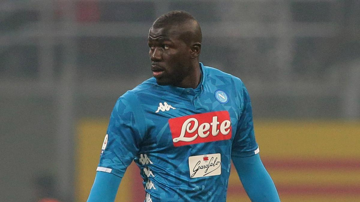 Man utd in pole to sign koulibaly  - Bóng Đá