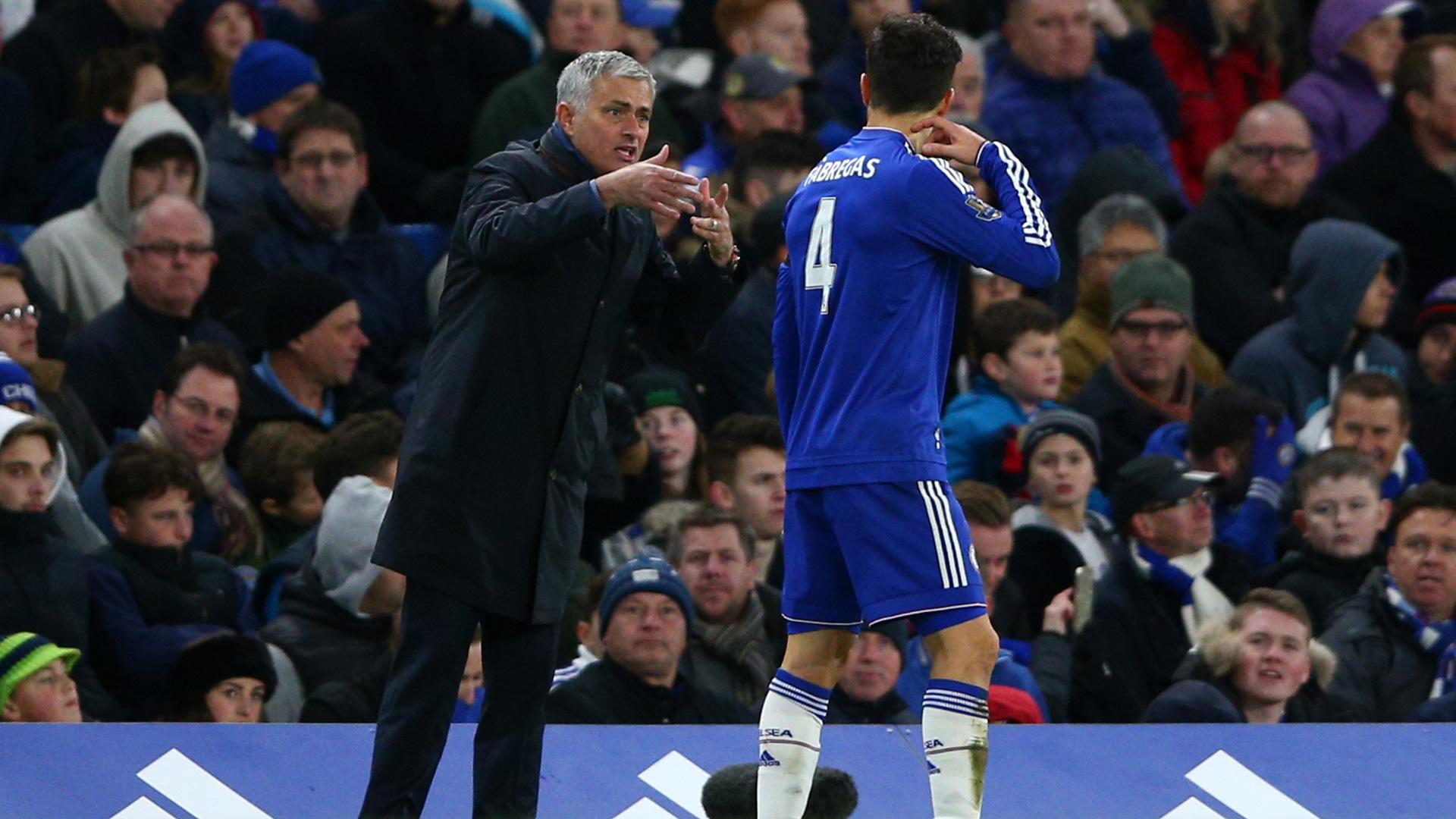 Fabregas on how Mourinho convinced him - Bóng Đá