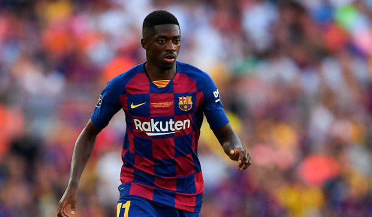 Arsenal can get Ousmane Dembele for just 44,5m - Bóng Đá