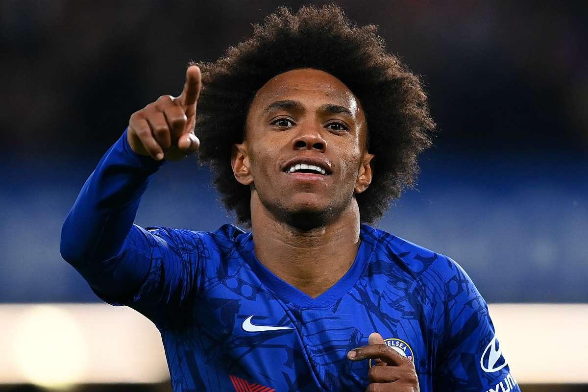 Tottenham needs to sell players to grab Willian  - Bóng Đá