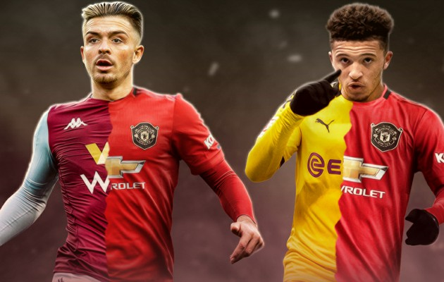 Solsa chooses Grealish over Sancho - Bóng Đá