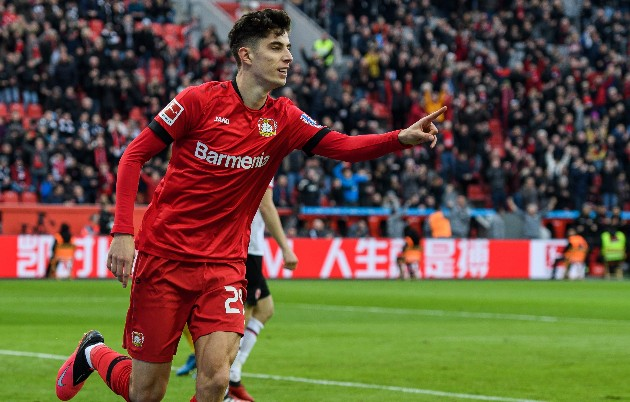 Havertz choose Real Madrid so that he could play with Kroos - Bóng Đá