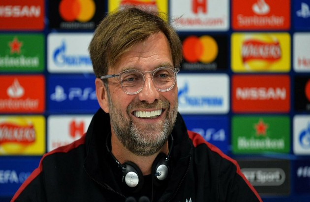 Klopp believes Bayern or Man City will win CL - Bóng Đá