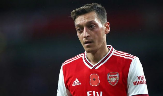 Ozil want to join MLS or Turkey - Bóng Đá