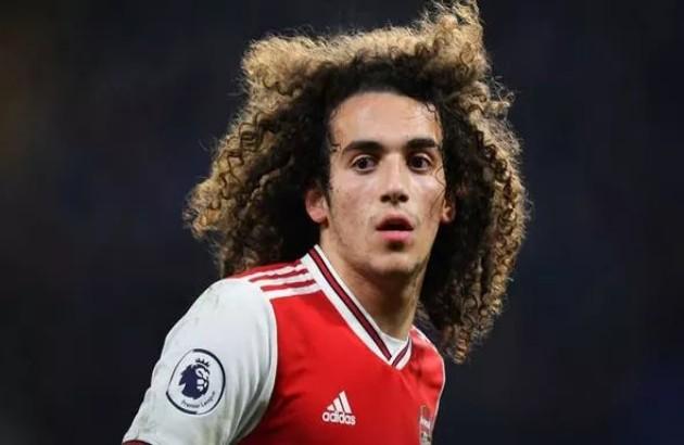 Arsenal want 40m for Guendouzi  - Bóng Đá