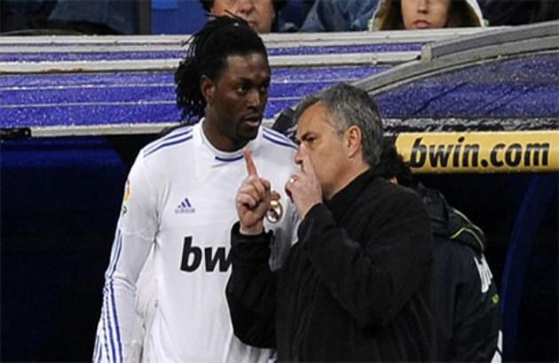 Adebayor on Mourinho - Bóng Đá