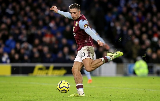 Man utd targets Grealish, Kane, de beek if they can't land Sancho - Bóng Đá